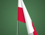 Kałuża Pocztówka Niepodległość Awers