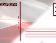 Projekt pocztówki na 100 lecie niepodległości polski - Rewers - Mateusz Oleksy34