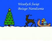 Kartka świąteczna v2