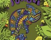 plakat dżuungla
