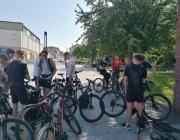 Wycieczka rowerowa - 2cTE 2