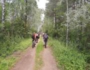 Wycieczka rowerowa - 2cTE 3