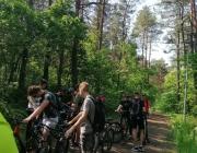 Wycieczka rowerowa - 2cTE 4