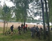 Wycieczka rowerowa - 2cTE 7